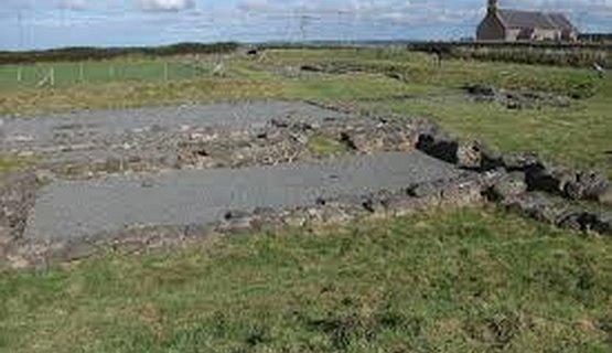 Aberffraw - Aberffraw - Prince's Llys (Court)