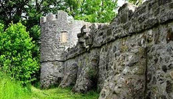 Aberlleiniog - Aberlleiniog - a hidden castle?