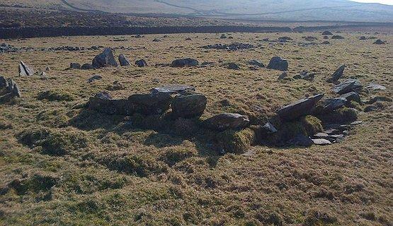 Ring cairn Arduddwy - Ring cairn Arduddwy