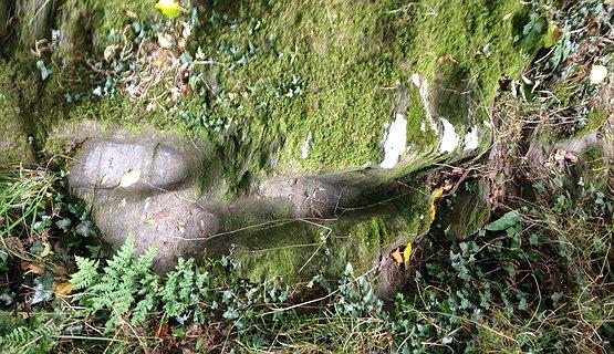 pilgrims footsteps - Nevern