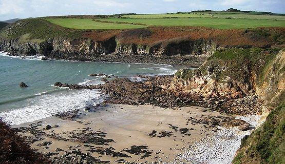 St Davids - coastal path