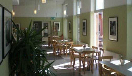 Cafe R Ruthin Craft Centre - Art meets mouth-watering food