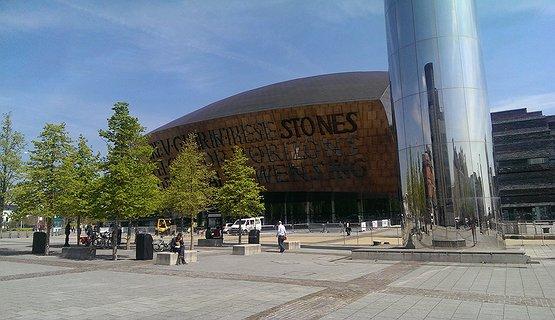 Cardiff Millennium Centre 2