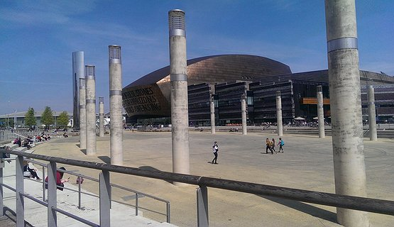 Cardiff Millennium Centre