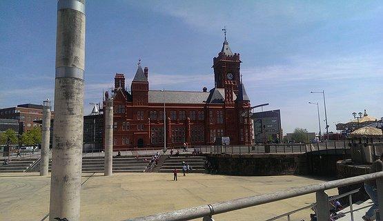 Cardiff Pierhead Building 2