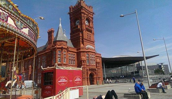 Cardiff Pierhead Building