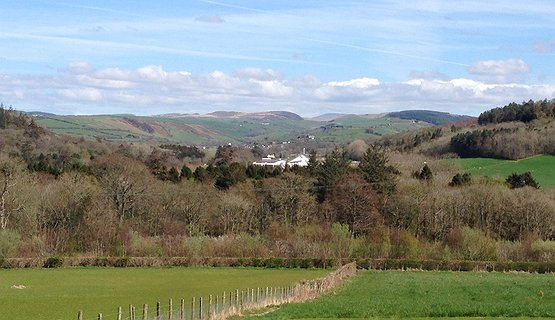 Mines mountains and mansions 2 - The Cambrian mountains