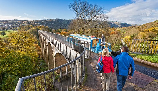 Pontcysyllte Aqueduct - Walk world heritage sites