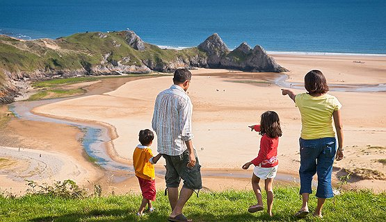 Wales Coast Path - Scenic guided walks