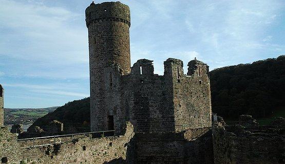 Conwy Capers - Explore and Conquer Conwy Castle