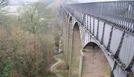 Thomas Telford's Masterpiece.