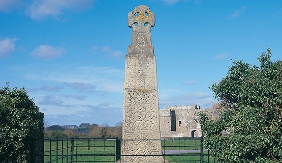 Carew - Celtic Cross