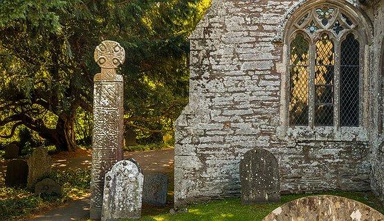 Nevern Cross - Spectacular Celtic Cross