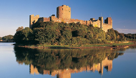 Wonderful Pembroke Castle