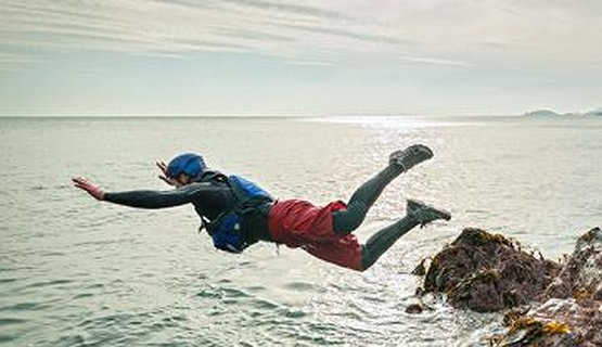 Coasteering - Leap of Faith