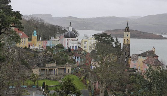 Portmeirion - Italianette Village