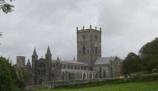 St Davids  - Pilgrimage