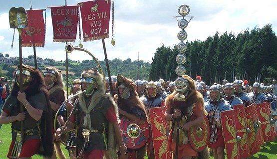 Caerleon Roman Miltary - Roman Military Spectacular