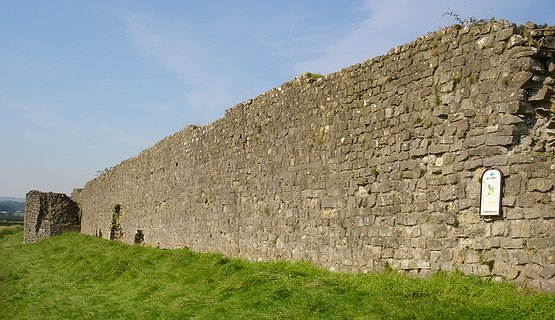 Caerwent Roman Walls