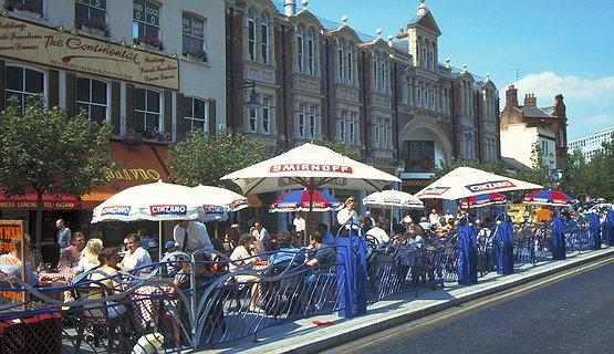Cardiff Cafe Quarter
