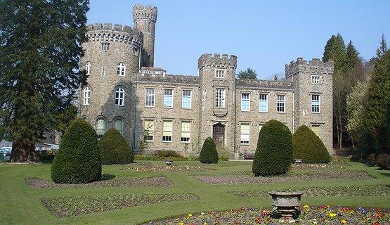 Cyfarthfa Castle, Merthyr Tydfil - Headquarters of the Crawshay Iron Dynasty