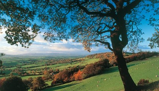 Monmouthshire Countryside - Arthurian Landscapes