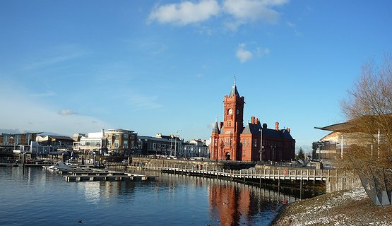 Cardiff Bay Tour  - What a difference a Bay makes