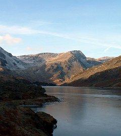 Scenic Snowdonia