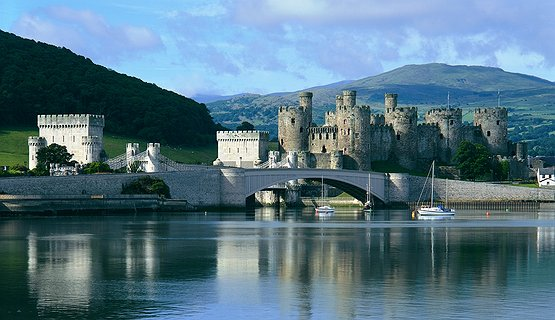 Conwy Castle & Medieval Town