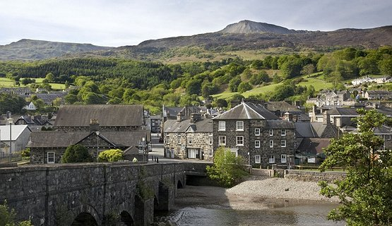 Dollgellau - Wales' Gold Rush Town
