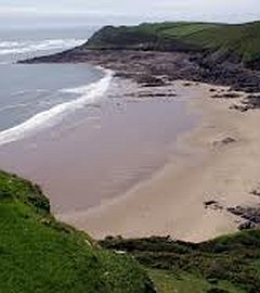 The Gower Coastal Walk