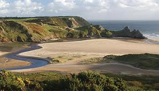 The Gower - Country and Coast