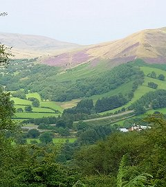 The Swansea Valley, Brecon and Llandovery.