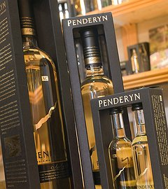 Caerphilly Castle and Penderyn Whisky Distillery