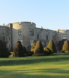 MAGNIFICENT CASTLES OF CLWYD