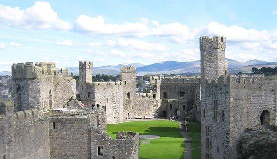World Heritage Site Castles of Edward I