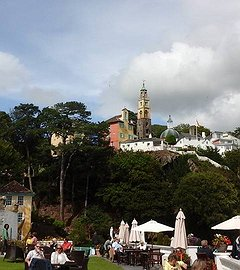 Scenic Snowdonia and Portmeirion
