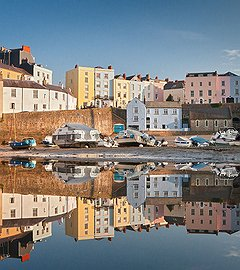 The Story of Tenby - Guided walk for small groups