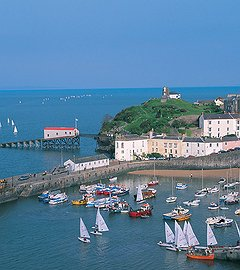 The Story of Tenby- Guided walk
