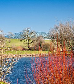 National Botanic Garden of Wales and Aberglasney