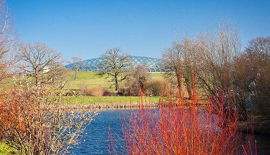 National Botanic Garden of Wales and Aberglasney