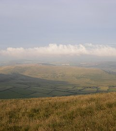 Preseli hills - to the highest point