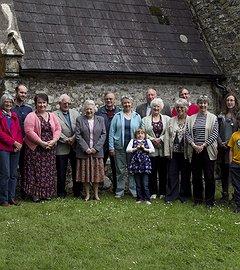 Saints, bishops and pilgrims