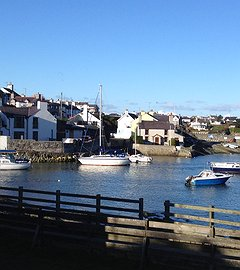 Celtic Links : Cemaes Bay and St. Patrick