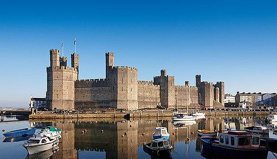 Town of Cofis & Princes (Caernarfon)