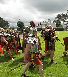 Roman Caernarfon